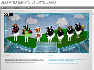 Ben & Jerry's Storyboard_whiteboard animation